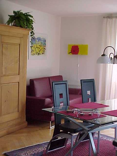 Ferienwohnung - Marmorboden wohnzimmer ...